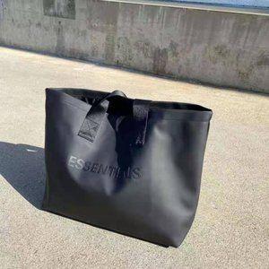 Fear Of God Essentials Tote Bag Pacsun Black